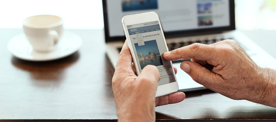 Mobile-First Design Approach – The future of web design